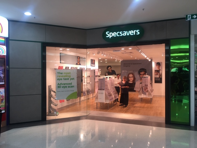 Spec Savers Now Open
